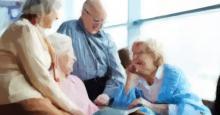 Personas con ancianos