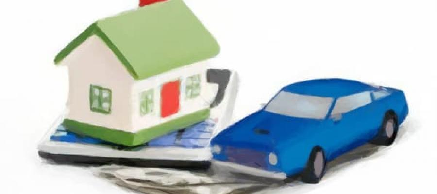 Capital assets such as house, car or cash